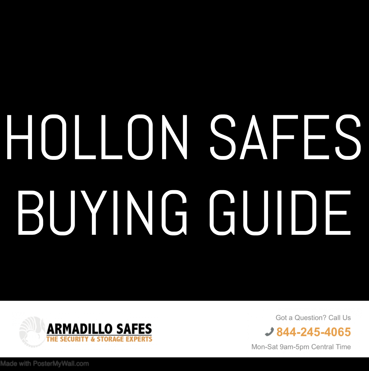 Hollon Safes Buying Guide