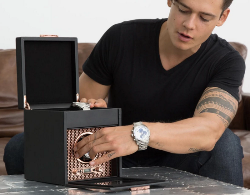 The Ultimate Watch Winders Buyer's Guide