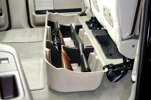 DU-HA 2009-2014 Ford F150 SuperCrew Underseat Cab Storage