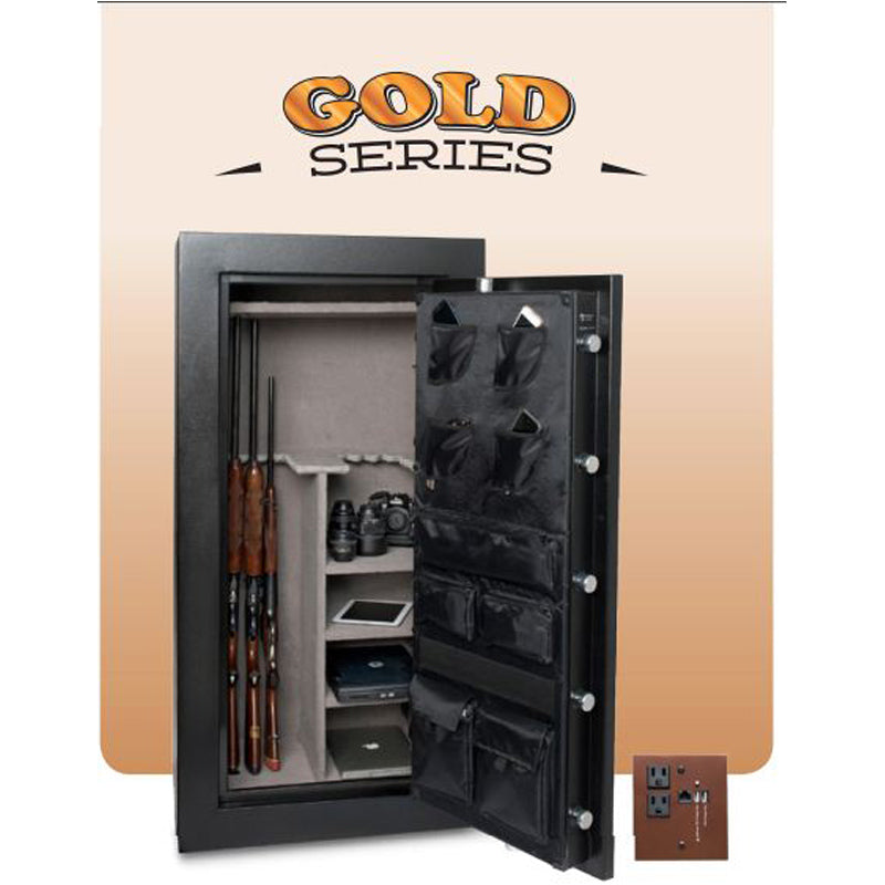 Socal - Bridgeman Safes International Fortress Gold 24 Gun Safes