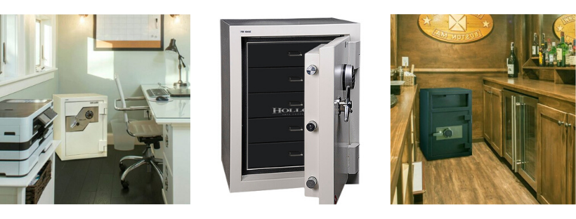 Burglary and Fire Resistant Safes