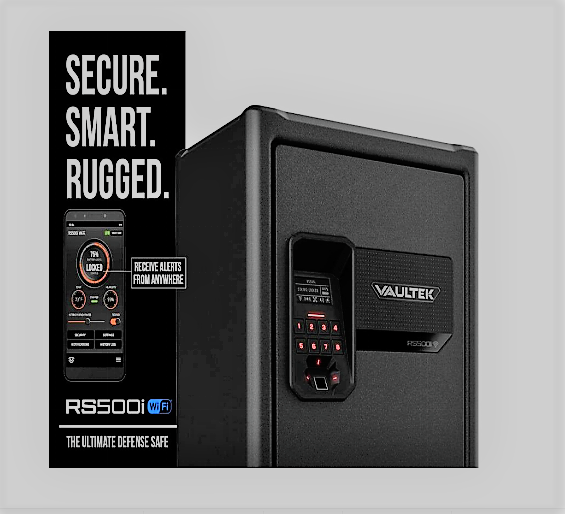 VAULTEK RS500i Wi-Fi Smart Rifle Safe (Biometric)
