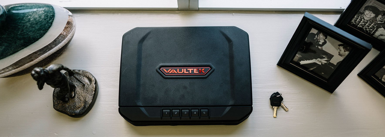 VAULTEK VT20i Rugged Bluetooth Smart Safe (Biometric)