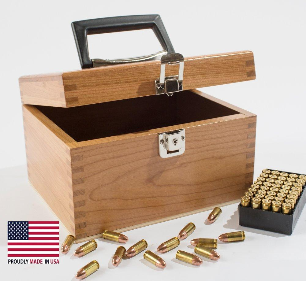 American Chest Ammunition Carry Chest Armadillo Safe and Vault