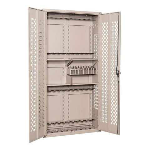 "Argos AWC84H024R - 84"" Welded Cabinet Armadillo Safe and Vault"
