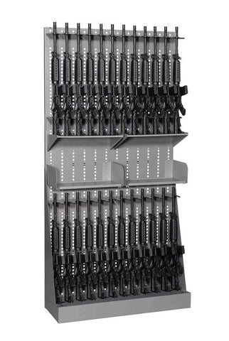 "Argos AWR830-18R2B - 83"" Open Rack Armadillo Safe and Vault"