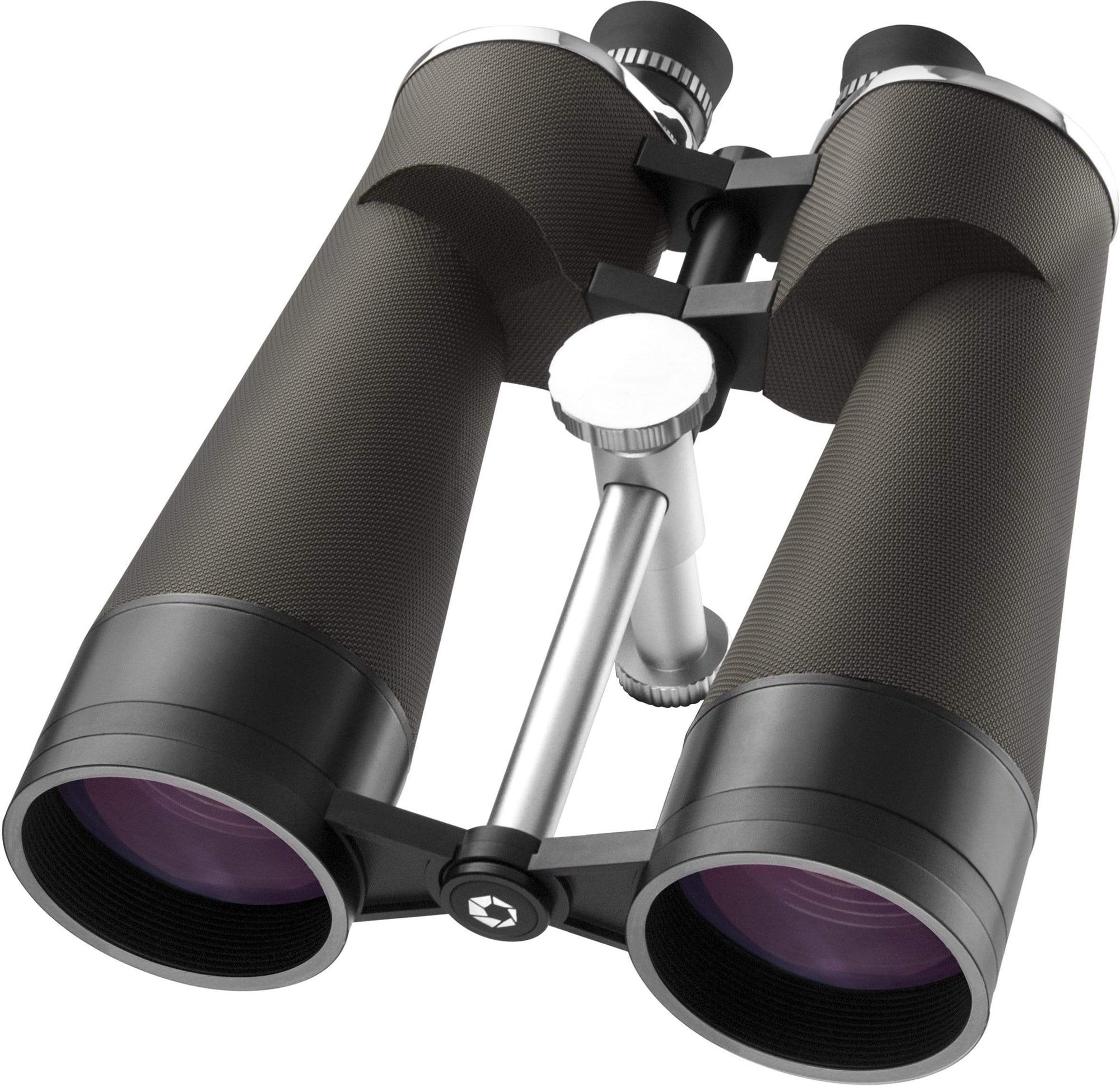 Barska 20 x 80mm WP Cosmos Astronomical Binoculars Armadillo Safe and Vault