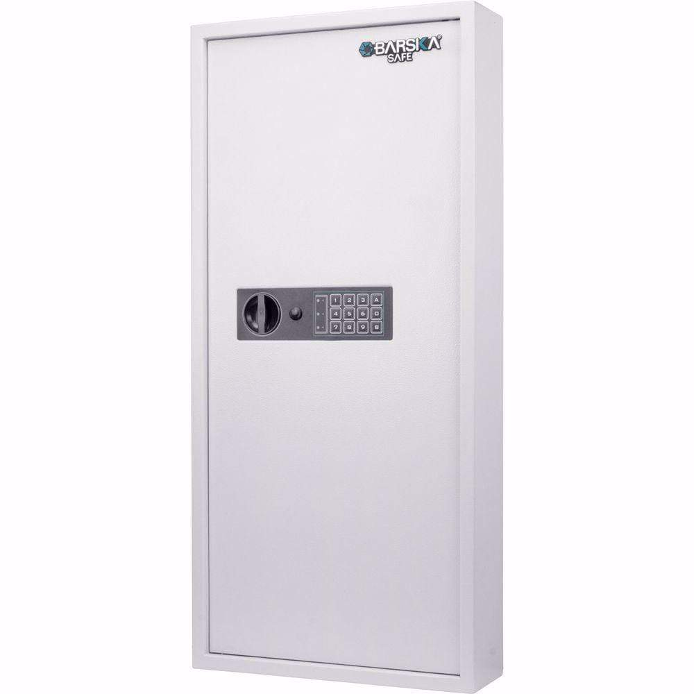 Barska 240 Key Cabinet Digital Wall Safe Armadillo Safe and Vault