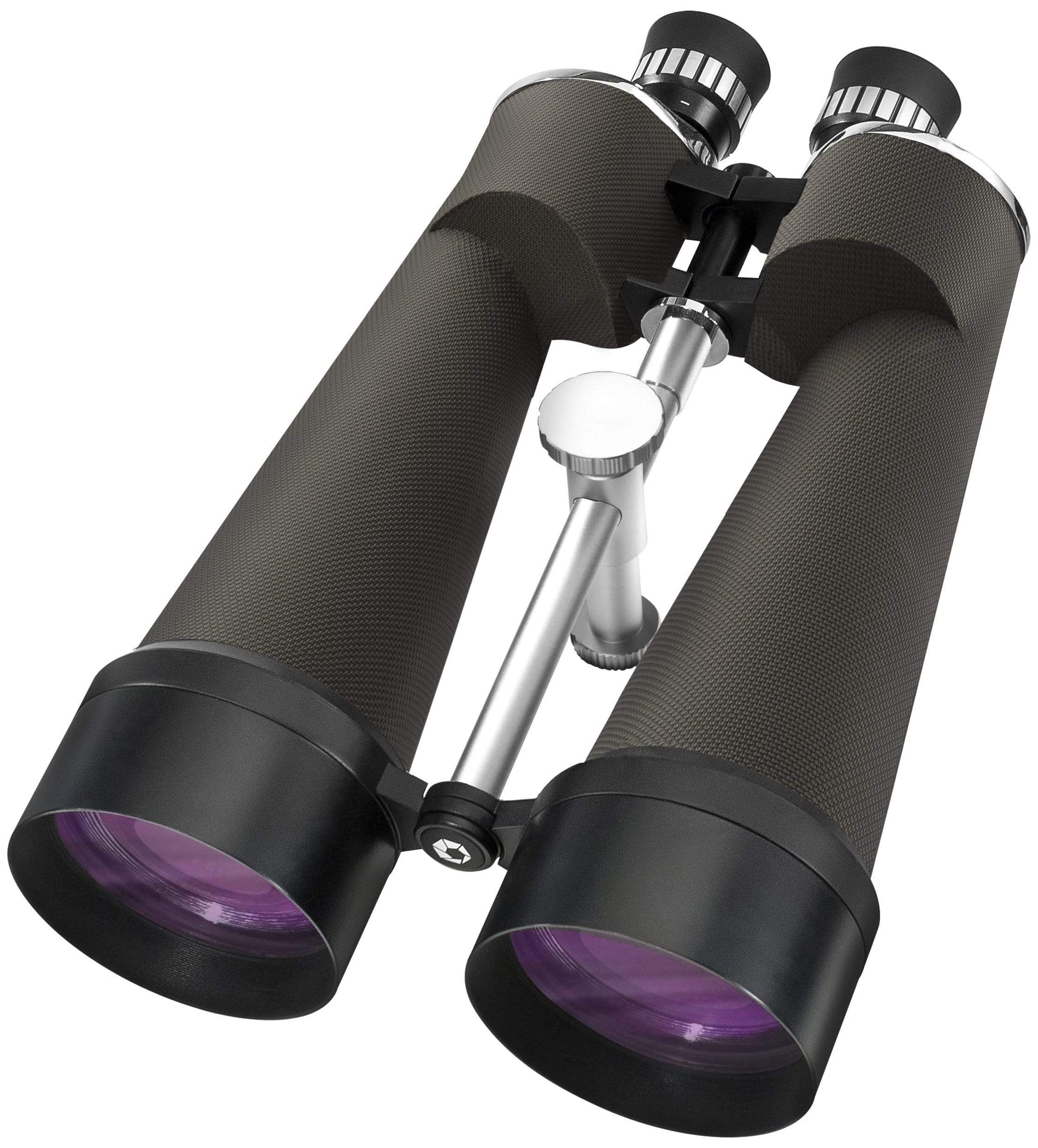 Barska 25 x 100mm WP Cosmos Astronomical Binoculars Armadillo Safe and Vault