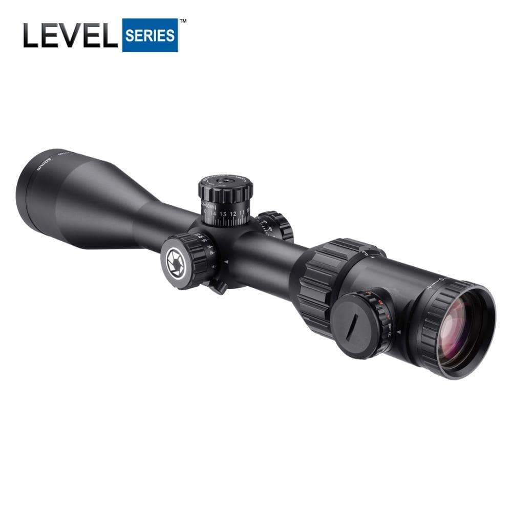 Barska 3-12x50mm Level Rifle Scope Armadillo Safe and Vault
