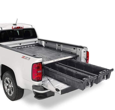 Decked Ford Super Duty (2017-current) Armadillo Safe and Vault