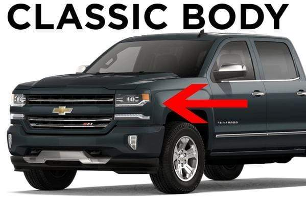 "Decked GMC Sierra or Silverado 1500 (2019-current) - New ""wide"" bed width Armadillo Safe and Vault"