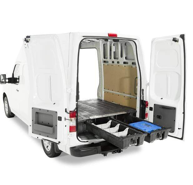 Decked Nissan NV (2012-current) Armadillo Safe and Vault