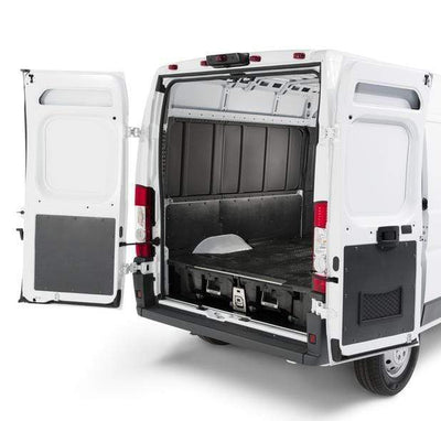 Decked RAM Promaster (2014-current) Armadillo Safe and Vault