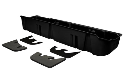 DU-HA 2009-2014 Ford F150 SuperCrew Underseat Cab Storage Armadillo Safe and Vault