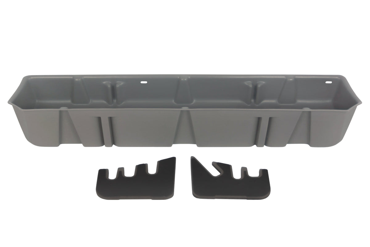 DU-HA 2017-2021 Ford F250-F550 SuperDuty Crew Cab Underseat Cab Storage Armadillo Safe and Vault