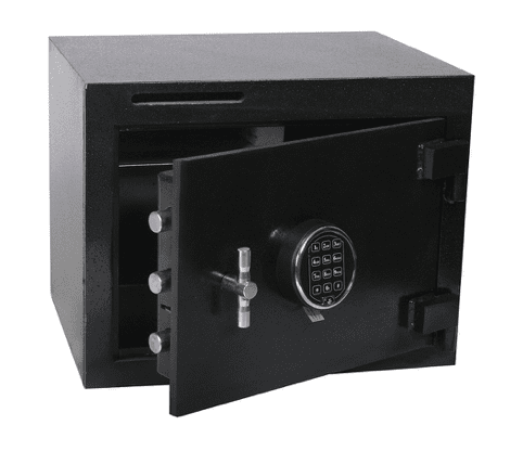 Fireking B1519S Deposit Slot Safe Armadillo Safe and Vault