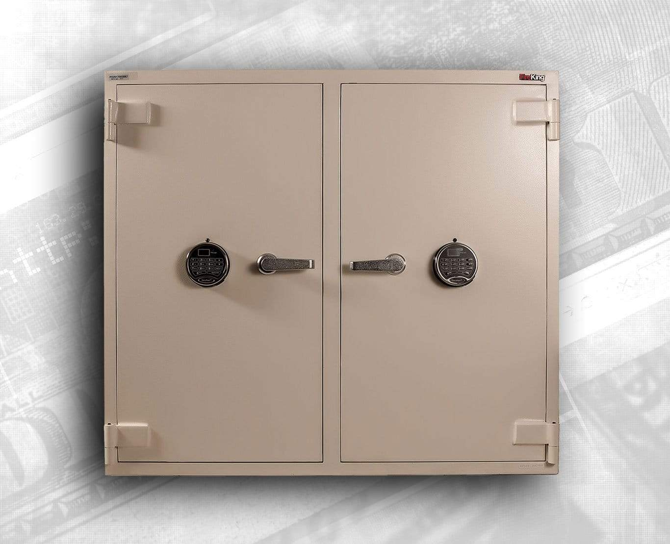 Fireking B3742WD2 Pharmacy Safe Armadillo Safe and Vault