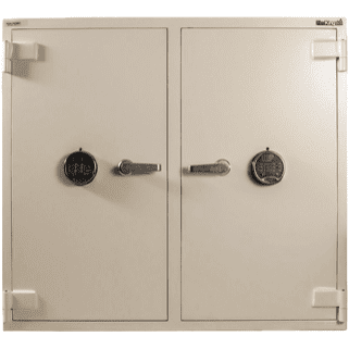 FireKing Double Door B3641 Pharmacy Safe Armadillo Safe and Vault