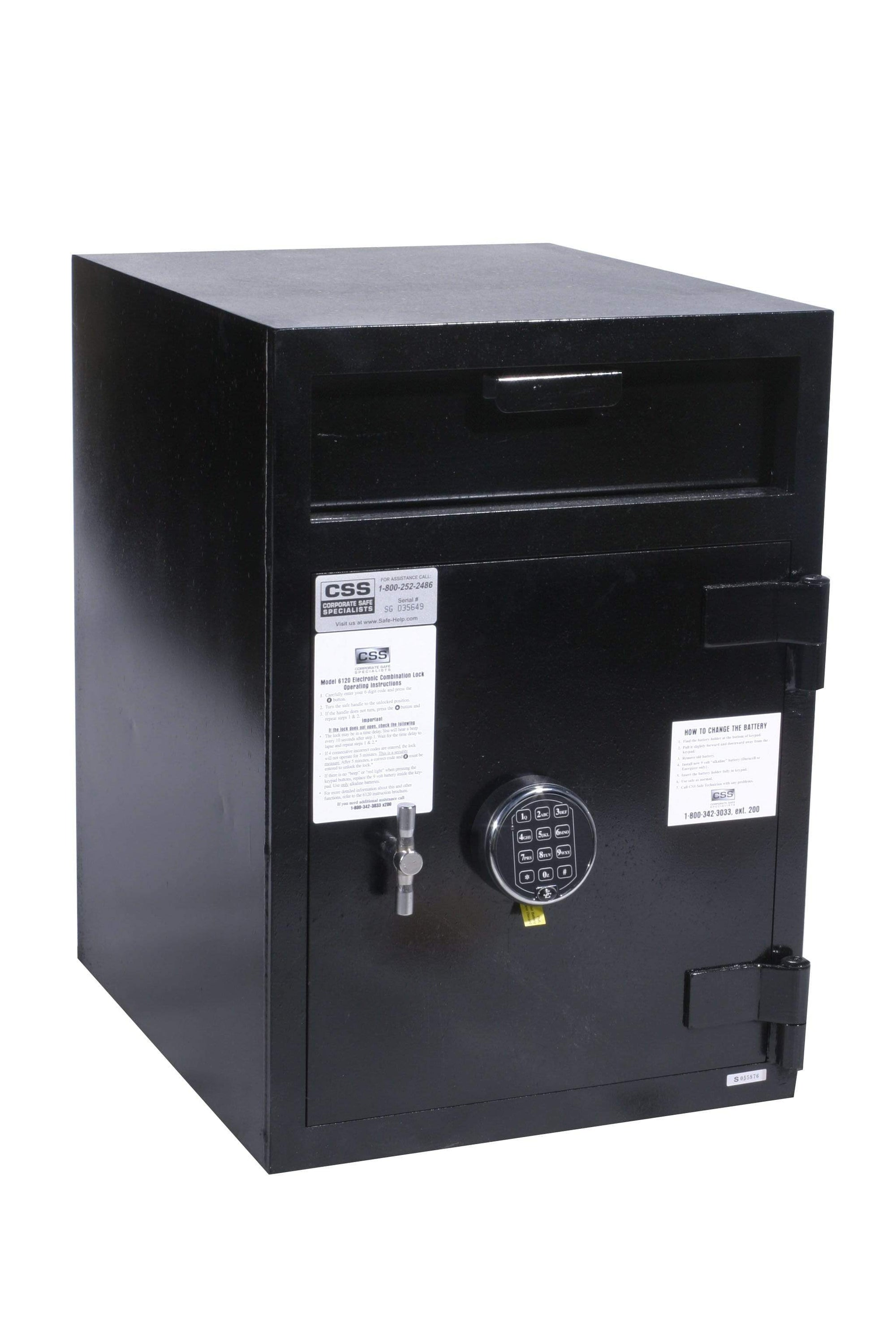Fireking MB2720ICH Armadillo Safe and Vault
