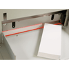 Image of Formax Cut-True 27S Semi-Automatic Guillotine Cutter with Laser Line & Metal Stand Armadillo Safe and Vault