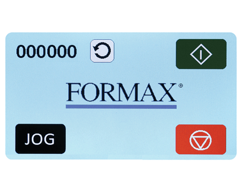 Formax FD 2036- P2036 Package w/Conveyor and Cabinet Armadillo Safe and Vault
