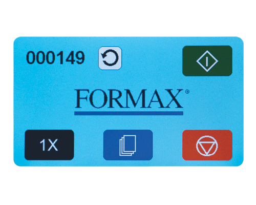 Formax FD 346 Touchscreen Desktop Office Folder Armadillo Safe and Vault