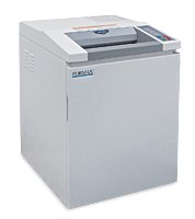 Formax FD 8300HS Deskside Shredder High Security Level 6 Cross-Cut Armadillo Safe and Vault