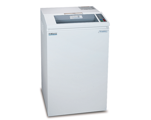 Formax FD 8402CC OnSite  Office Shredders Armadillo Safe and Vault