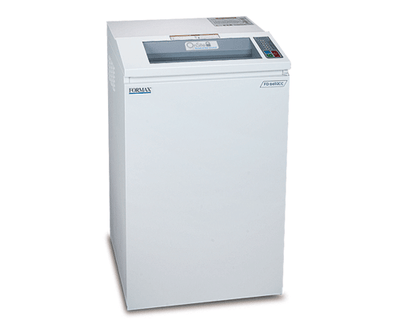 Formax FD 8402SC OnSite  Office Shredders Armadillo Safe and Vault