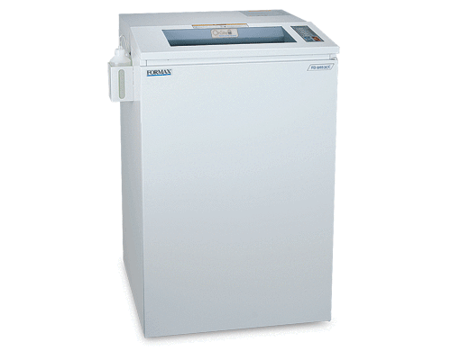 Formax FD 8652CC OnSite  AutoOiler Shredder Armadillo Safe and Vault