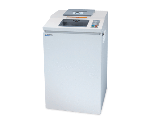 Formax FD 8704CC OnSite  Multimedia Shredder Armadillo Safe and Vault