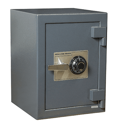 Hollon B2015C B Rated Cash Safe Combination Lock Armadillo Safe and Vault