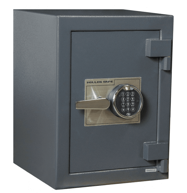 Hollon B2015E B Rated Cash Safe Electronic Lock Armadillo Safe and Vault