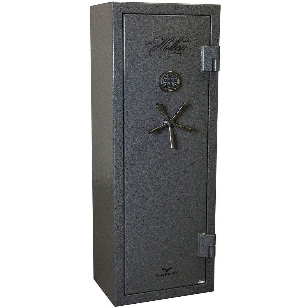 Hollon BHS-16E Black Hawk Series Gun Safe Armadillo Safe and Vault