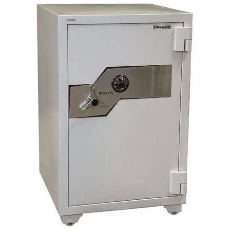 Hollon FB-1054C Fire and Burglary Safe - Dial Lock Armadillo Safe and Vault