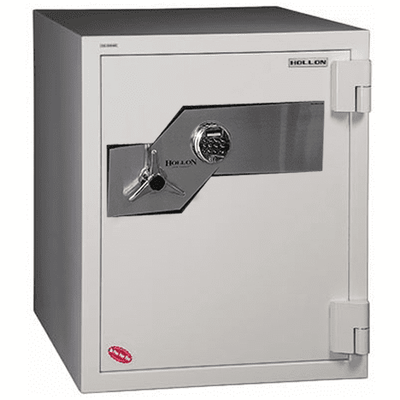 Hollon FB-1054E Fire and Burglary Safe - Electronic Lock Armadillo Safe and Vault