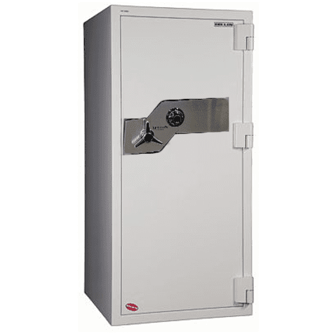 Hollon FB-1505C Fire and Burglary Safe - Dial Lock Armadillo Safe and Vault