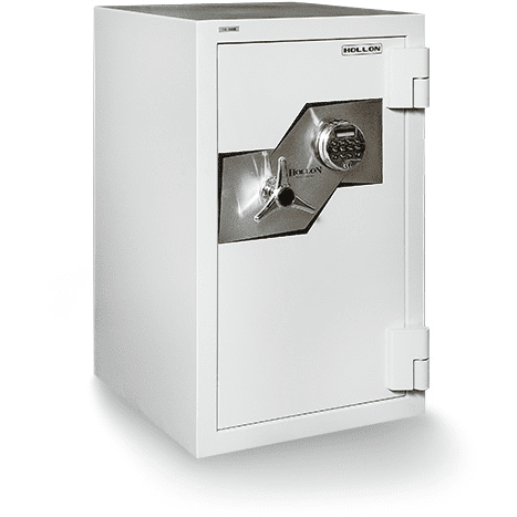 Hollon FB-845E Fire and Burglary Safe - Electronic Lock Armadillo Safe and Vault