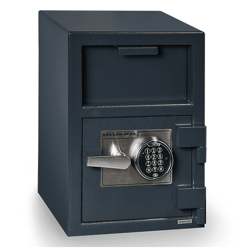 Hollon FD-2014E Depository Safe Armadillo Safe and Vault
