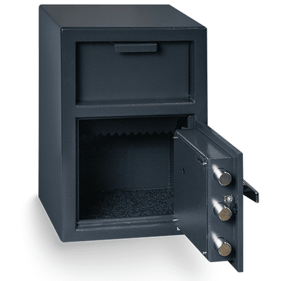Hollon FD-2014K Depository Safe Armadillo Safe and Vault