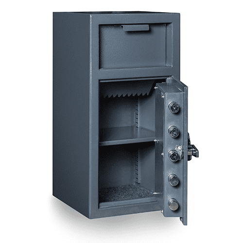 Hollon FD-2714K Depository Safe Armadillo Safe and Vault