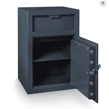 Hollon FD-3020C Depository Safe - Armadillo Safe and Vault