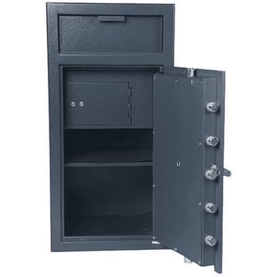 Hollon FD-4020CILK Depository Safe - Armadillo Safe and Vault