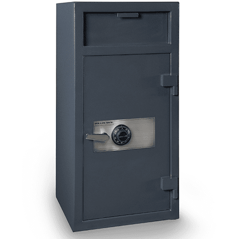 Hollon FD-4020CILK Depository Safe Armadillo Safe and Vault