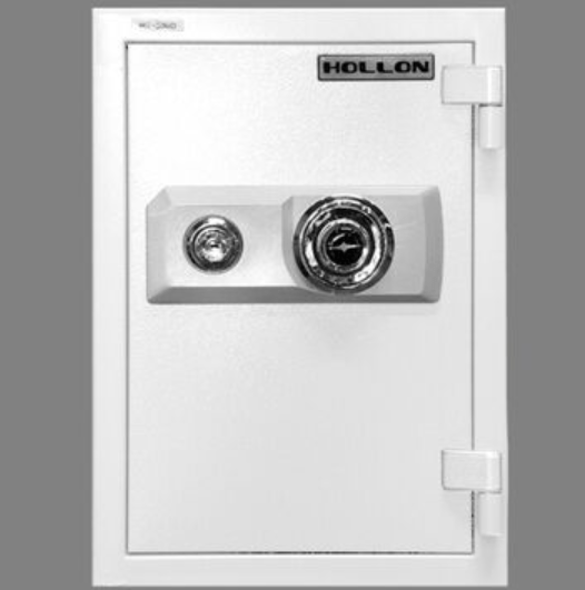 Hollon HS-500D 2 Hour Fire and Water Resistant Home Safe Armadillo Safe and Vault