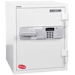 Hollon HS-610E 2 Hour Fireproof Office Safe Armadillo Safe and Vault