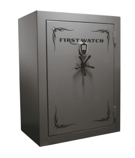 Homak First Watch SA50124540 Sierra Series Mechanical 54 Gun Safe Armadillo Safe and Vault
