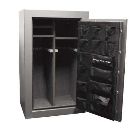 Homak First Watch SA50134360 Sierra Series Electronic 36 Gun Safe Armadillo Safe and Vault