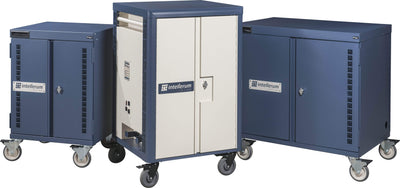 Intellerum GLC-32T - 32-capacity with Timer Armadillo Safe and Vault